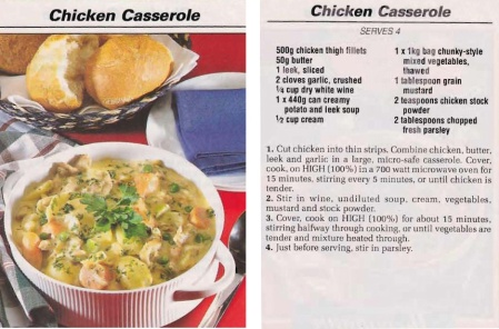 Chicken Casserole cropped