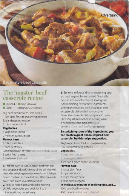 Master Beef Casserole cropped