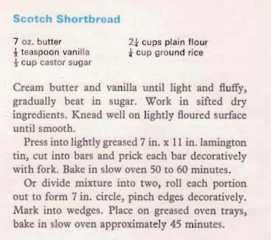 Scotch Shortbread cropped