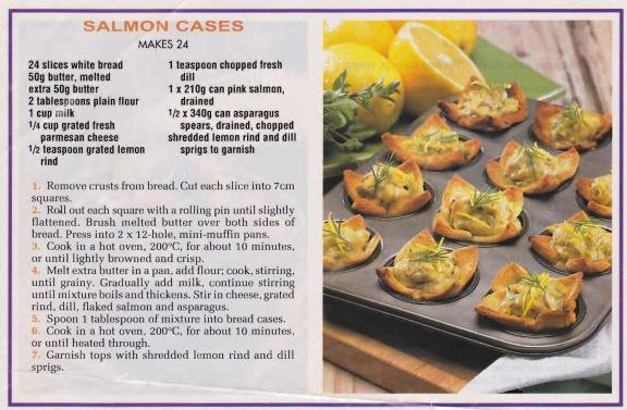Salmon cases