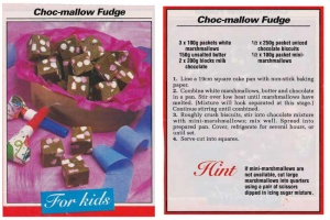 Choc-mallow Fudge compile