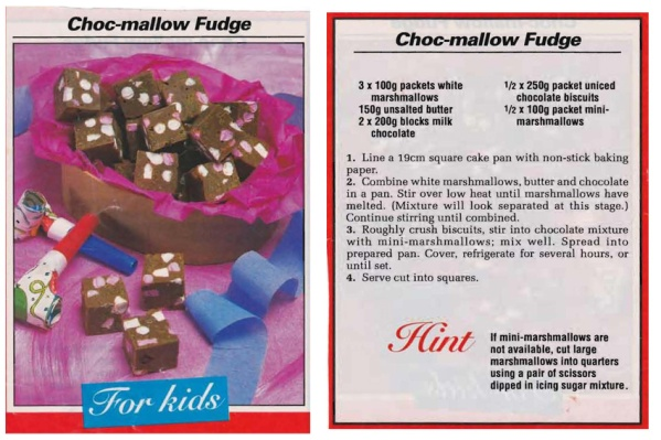 Choc-mallow Fudge compile
