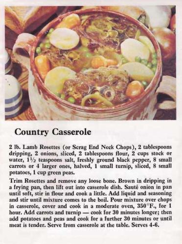 Country Casserole