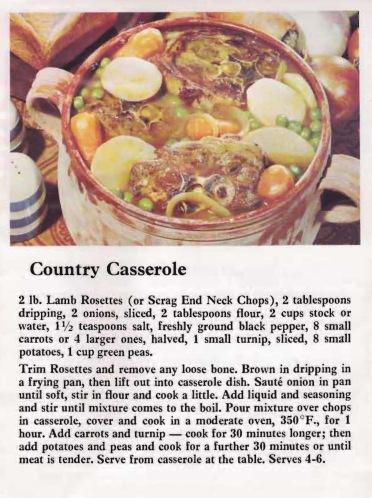 Country Casserole