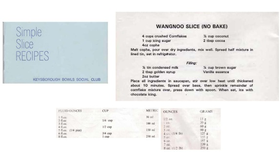 Simple Slice Recipes - Wangnoo Slice